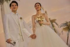 Thực đơn đắt 'khủng khiếp' trong đám cưới Ông Cao Thắng - Đông Nhi