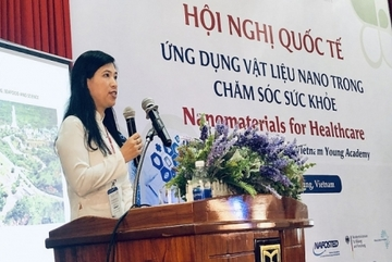 GS Việt được trao giải thưởng dành cho nhà khoa học nữ nổi bật thế giới