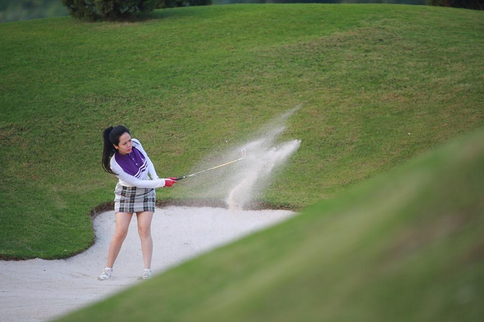Golfer Nguyễn Anh Tuấn lên ngôi vô địch