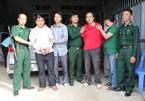 Dien Bien police arrest two transnational drug traffickers