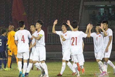 Hòa Nhật Bản, U19 Việt Nam đoạt vé dự VCK U19 châu Á