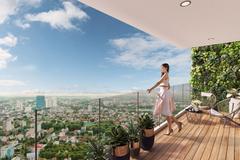 Căn hộ C-Sky View - không gian sống lý tưởng ở TP Thủ Dầu Một