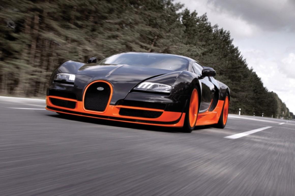 Top 10 siêu xe có tốc độ nhanh nhất thập kỷ
