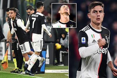 Dybala che mờ Ronaldo, Juventus đánh gục Milan
