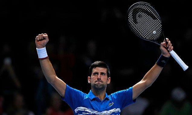 ATP Finals 2019: Djokovic ra quân thuận lợi