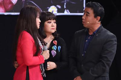 Hương Lan, Quyền Linh nghẹn ngào gặp lại 2 con gái của NSƯT Bắc Son