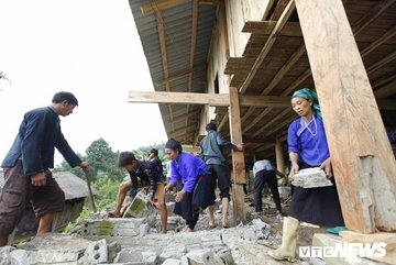 Hành trình thần tốc xây hàng ngàn ngôi nhà cho người nghèo, người có công ở Hà Giang
