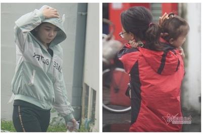 Mưa dai dẳng nhiệt độ giảm sâu, người Sài Gòn mặc áo lạnh như Hà Nội