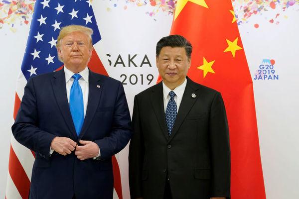 Mỹ,Trung Quốc,TQ,Mỹ - Trung,thương mại,thương chiến,cuộc chiến thương mại,chiến tranh thương mại Mỹ - Trung,Donald Trump,Tổng thống,tái đắc cử,bầu cử,thương lượng