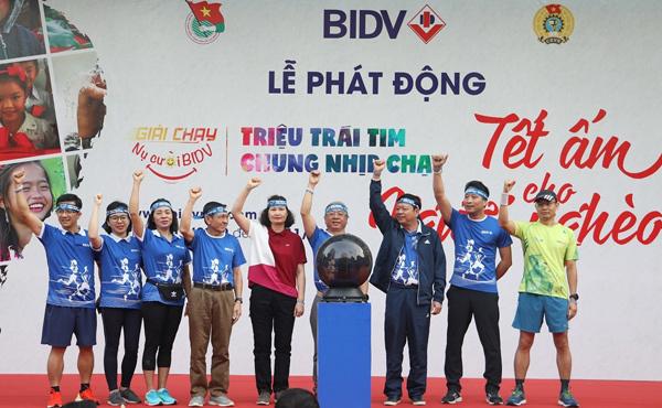 16 nghìn người đăng kí giải chạy online của BIDV