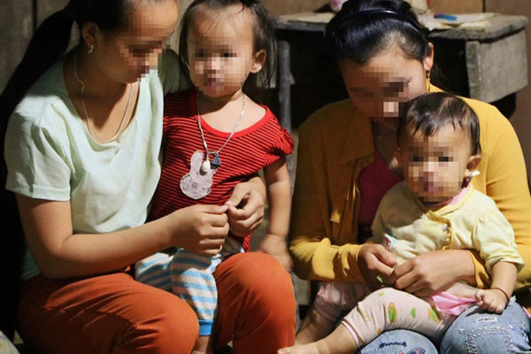 Ethnic-minority groups face child, incestuous marriages