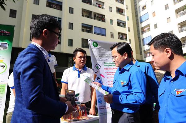 Hàng nghìn thanh niên dự ngày hội hành động chống rác thải nhựa