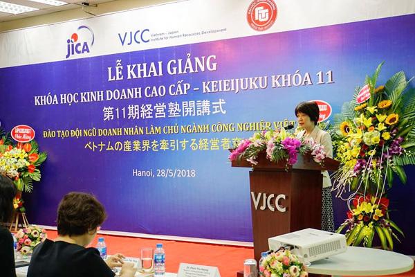 Tăng cường hợp tác đào tạo nhân lực Việt - Nhật