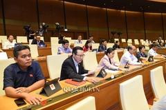 QH đề nghị Chính phủ có giải pháp ứng phó phù hợp trên Biển Đông