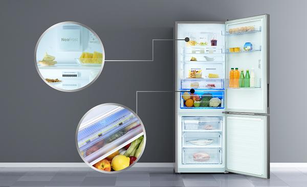 Dự trữ 'mùa tiệc tùng' trong tủ lạnh chuẩn Âu