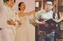 'Nhà văn ngôn tình' mỉa mai đám cưới Đông Nhi - Ông Cao Thắng, bạn bè showbiz thay nhau lên tiếng: 'Sân si không tốt cho sức khoẻ, bỏ nha'