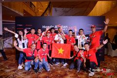 5 ngày 'bùng nổ' của hành trình châu Á Honda Asian Journey 2019