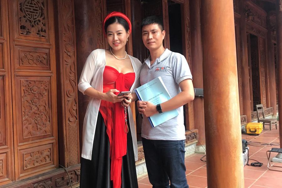 Học trò cố đạo diễn Phạm Đông Hồng làm hài Tết 'Giấc mộng quan trường'