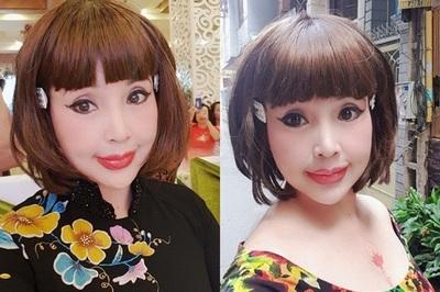 NSND Lan Hương thừa nhận thẩm mỹ vùng má vì tuổi tác