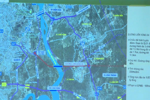 New inter-regional road to link HCM City, Dong Nai