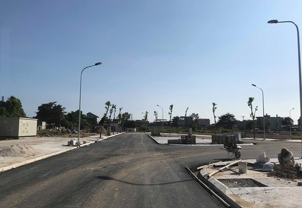 'Nóng rẫy' đất nền Green Park Thanh Hóa