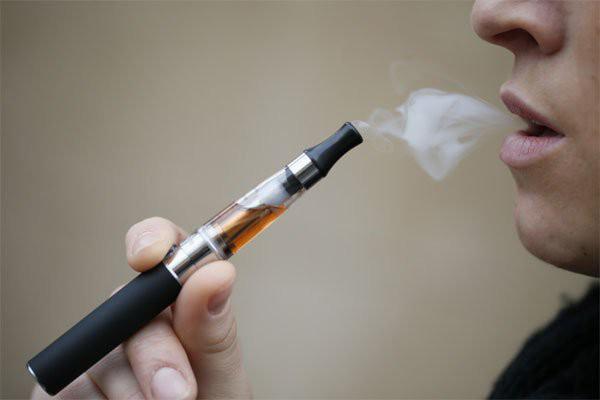 thuốc lá điện tử,chất gây ung thư