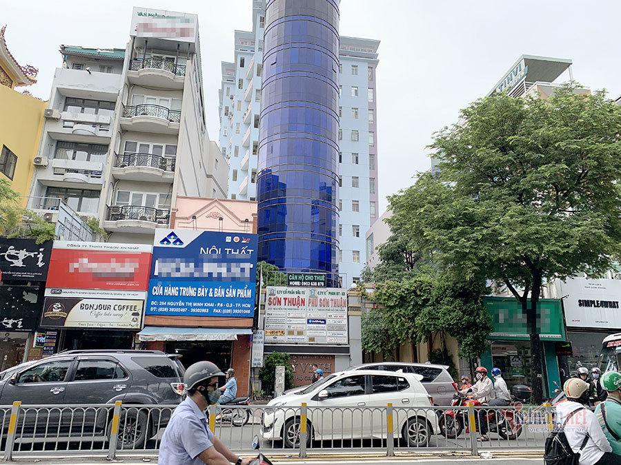 vi phạm xây dựng,xây dựng trái phép,Sài Gòn,điều chỉnh quy hoạch