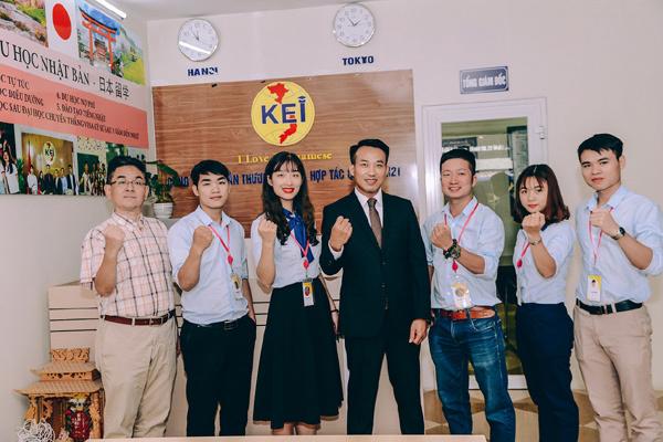 H2T chắp cánh giấc mơ du học Nhật Bản