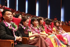 Hà Nội tuyên dương các nhà giáo mẫu mực tiêu biểu năm 2019