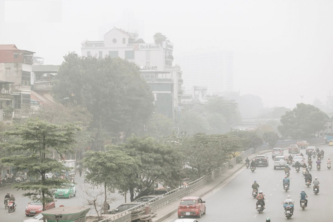Air pollution a top concern for big cities in Vietnam