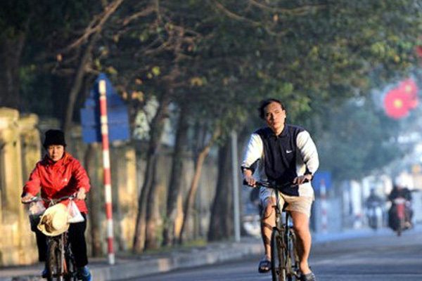 Dự báo thời tiết 12/11, Hà Nội sáng lạnh, trưa nắng