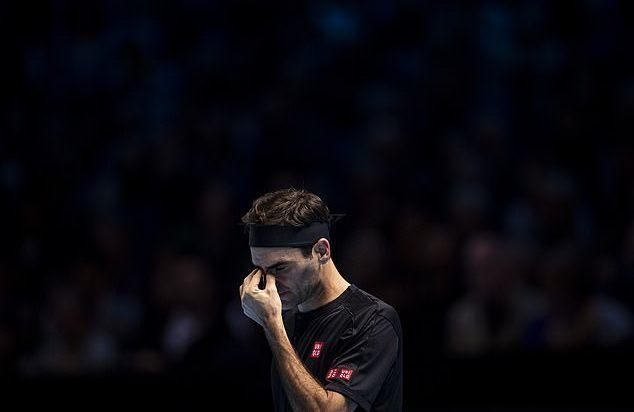 ATP Finals 2019,Federer,Dominic Thiem