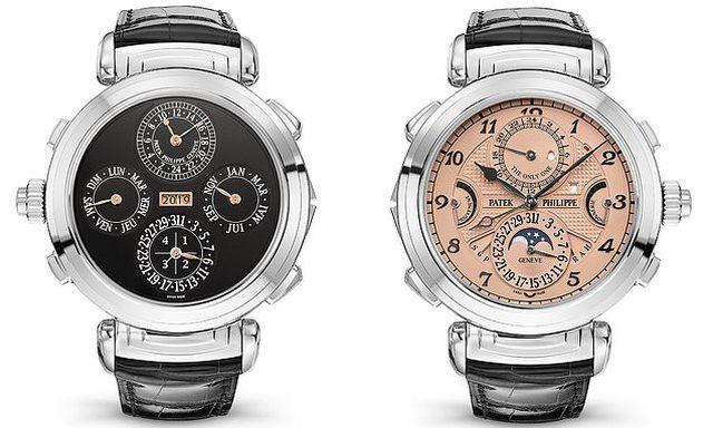 Kỷ lục mới: Chiếc đồng hồ đắt nhất thế giới được bán với giá hơn 720 tỷ