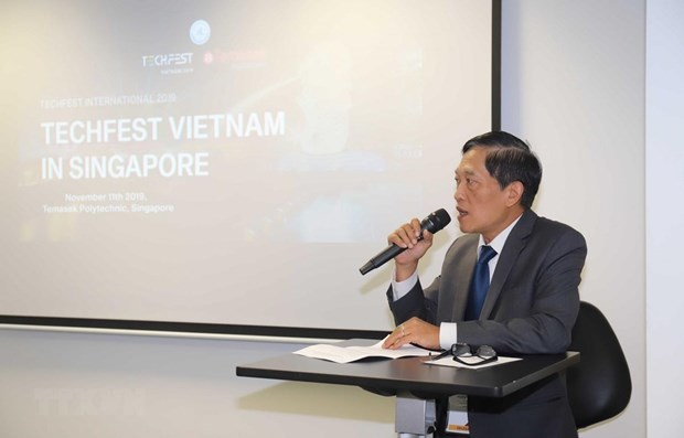 Vietnam promotes innovative startup ecosystem in Singapore