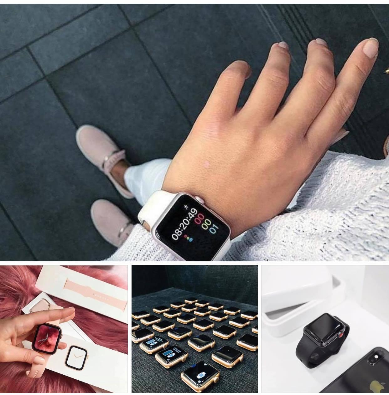 Apple Watch 'nhái' giá chưa tới 500.000 đồng náo loạn thị trường