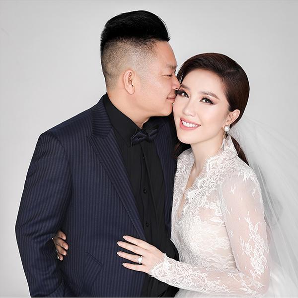 Bảo Thy kết hôn với doanh nhân Hà Tĩnh, đám cưới chỉ mời 5 nghệ sĩ