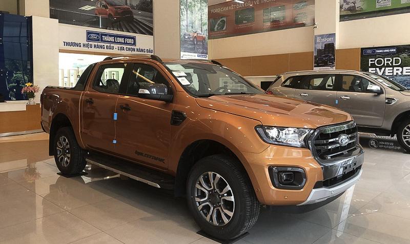 Giá 900 triệu: Chọn Mitsubishi Triton 2020 hay Ford Ranger Wildtrak?