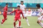 Trực tiếp trận Việt Nam vs UAE: Đánh chiếm ngôi đầu