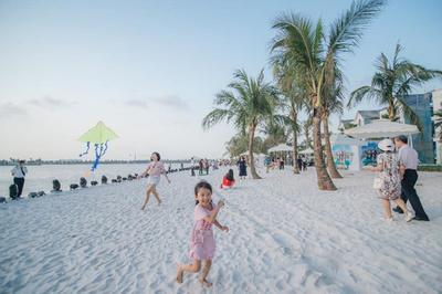 Vinhomes Ocean Park 'thay da đổi thịt' sau 1 năm ra mắt