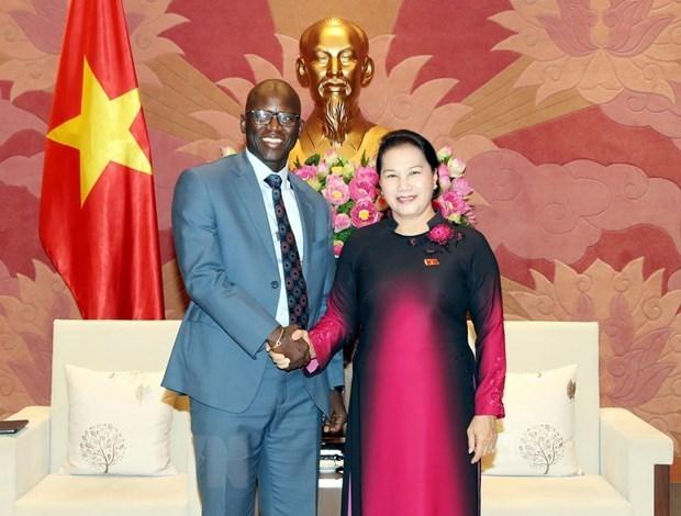 NA Chairwoman Nguyen Thi Kim Ngan,WB,comprehensive cooperation,contribution,ethnic minority regions,policies,socio-economic development,poverty reduction