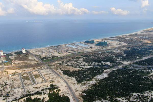 Khánh Hoà xem xét thu hồi loạt dự án khủng ở Bãi Dài Cam Ranh