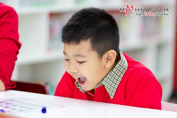 Mathnasium - cơ hội cho trẻ phát triển tư duy vượt trội