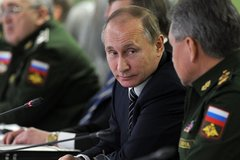 Putin lý giải Nga tiết kiệm chi tiêu quốc phòng