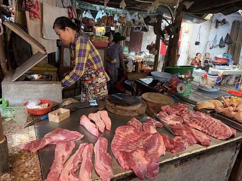 thiếu thịt lợn,thịt lợn,thịt lợn tăng giá mạnh,dịch tả lợn châu phi