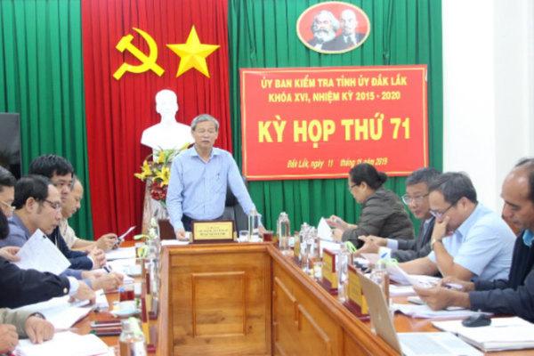 Đắk Lắk họp bất thường, nhắc tên 3 chánh văn phòng vụ bà Ái Sa