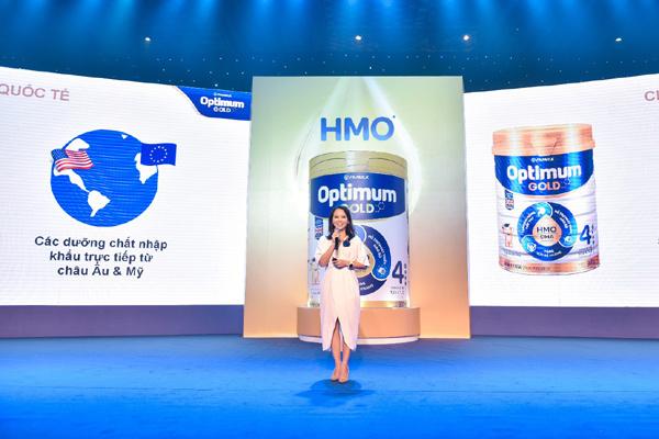 Vinamilk ứng dụng dưỡng chất HMO vào sản phẩm dinh dưỡng trẻ em
