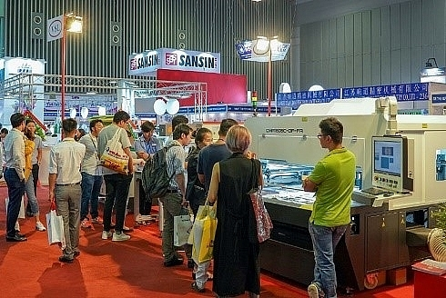 VN textile-garment thrives with technology