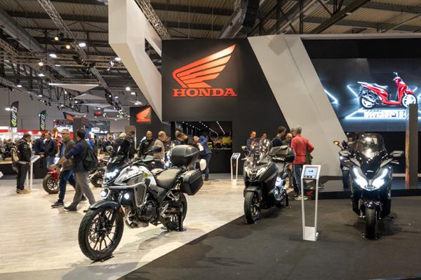 EICMA 2019: Honda thỏa mãn khao khát tín đồ tốc độ