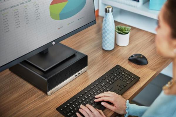 Máy tính đồng bộ HP bảo mật cao dành cho doanh nghiệp