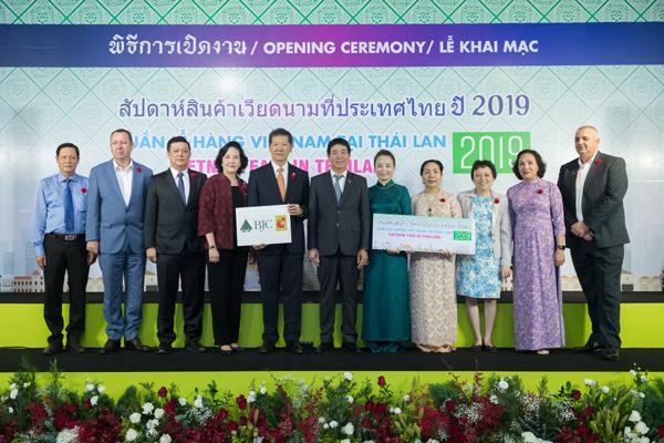 MM Mega Market quảng bá hàng Việt sang thị trường Thái Lan